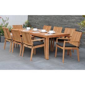 image-Winton - 8 Seater Garden Dining Set