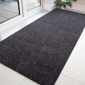 image-Black Durable Eco-Friendly Washable Mats - Hunter - Cut to Measure