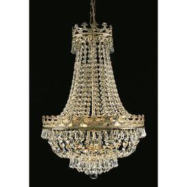 image-Walthamstow 8-Light Empire Chandelier Astoria Grand