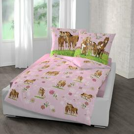 image-Horse Friends Children's Duvet Cover Set Bierbaum