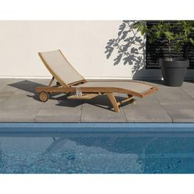 image-Caldo Sun Lounger (Set of 2) Exotan Colour: Beige