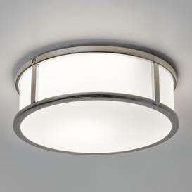 image-Astro 1121021 Mashiko 230 Round Bathroom Ceiling Light in Chrome