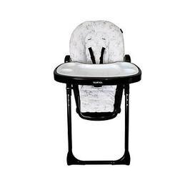 "image-Nicole \""Snooki\"" Polizzi Mawma Marble Premium Highchair"