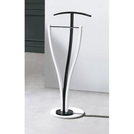 image-Beem Valet Stand Ebern Designs Finish: Black