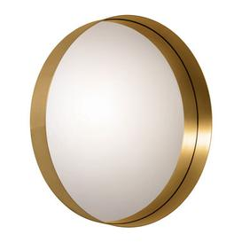 image-Cypris Wall mirror - / ├ÿ 75 cm - Brass by ClassiCon Gold,Silver