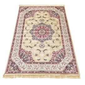 image-Baldry Traditional Gold Rug Astoria Grand Rug Size: Rectangle 200 x 290cm