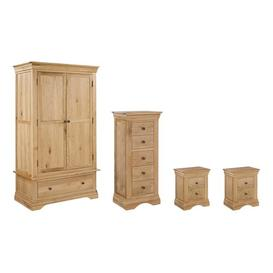 image-Crownover 4 Piece Bedroom Set Union Rustic