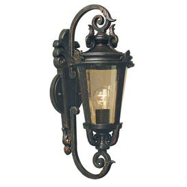 image-Vencimont 1 Light Outdoor Wall lantern Sol 72 Outdoor Size: Medium