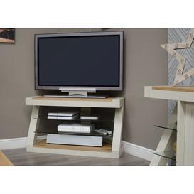 image-Homestyle HomeStyle GB Z Painted Corner TV Unit