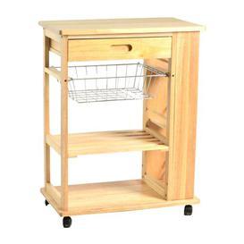 image-Cassana Serving Cart August Grove