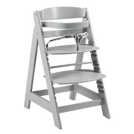 image-Sit Up High Chair roba Colour: Grey/Brown/Blue