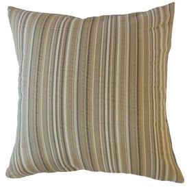 image-Argonaut Cushion Cover Brayden Studio Size: 50 x 50cm, Colour: Oyster