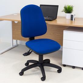 image-Ergonomic Desk Chair Brayden Studio Colour: Royal Blue