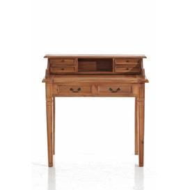 image-Walworth Secretary Desk ClassicLiving Colour: Light brown