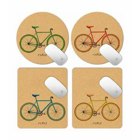 image-Bumgardner Fixie Bike 4 Pieces Office Set Brambly Cottage