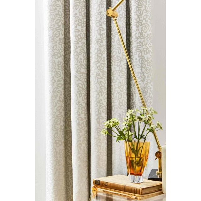 image-Helena Springfield Laurel Linen Lined Curtains