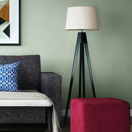 image-Eisele 148cm Tripod Floor Lamp Brayden Studio