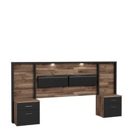 image-Abhiram 2 Piece Bedroom Set