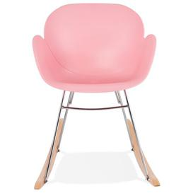 image-Thorne Rocking Chair Mikado Living Colour: Pink