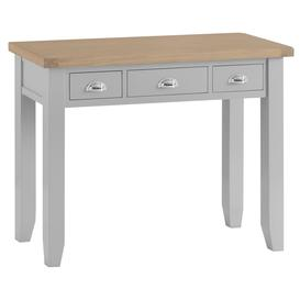 image-Tenby Grey Painted Furniture Dressing Table