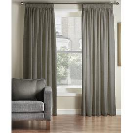 image-Yate Eyelet Semi Sheer Curtains Ophelia & Co. Panel Size: 117 W x 228 D cm