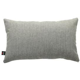 image-Alois Linen Cushion with filling Ebern Designs Colour: Silver