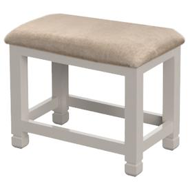 image-Cobble Grey Painted Furniture Dressing Table Stool