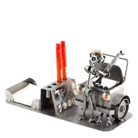 image-Popovich Car Mechanic Office Screw Man Desk Organiser Borough Wharf