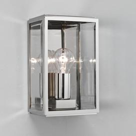 image-Astro 1095003 Homefield Nickel Outdoor Wall Light, IP44