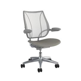 image-Liberty Mesh Desk Chair Humanscale Colour: Grey
