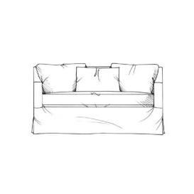 image-Amesbury Loveseat Scatter Back