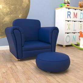 image-Abbie Children's Chair and Ottoman Isabelle & Max