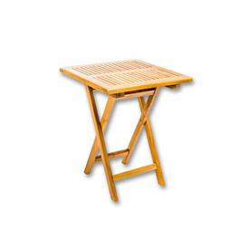 image-Wellston Folding Wooden Balcony Table Brambly Cottage