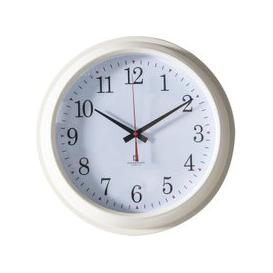 image-Mina Small Wall Clock in Cream