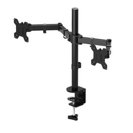"image-""Monitor Swivel Universal Desktop Mount for 13""""-27"""" Flat Panel Screen Symple Stuff"""