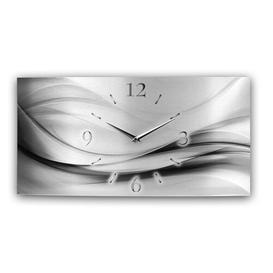 image-Debi Silent Wall Clock Mercury Row Size: 50cm H x 25cm W x 5cm D