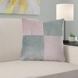 image-Ephialtes Outdoor Cushion Brayden Studio Colour: Heather/Grey, Size: 49 x 49cm