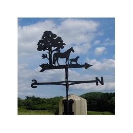 image-Dreams Horse Weathervane  - Large (Traditional)