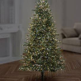image-750 LED Warm White Mixed Outdoor TreeBrights Christmas Lights Mains 5M