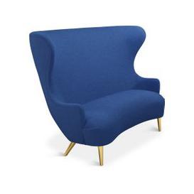 image-Tom Dixon - Wingback Sofa Brass Leg Tonica 2 0732