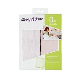 image-Chicco Next2Me Set Of 2 Crib Sheets
