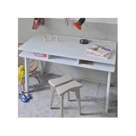 image-Mathy by Bols Kids Desk in Madavin Design - Mathy Thunderstorm Grey