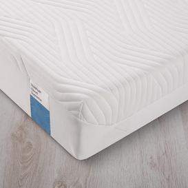 image-Tempur Cloud Supreme 21 Memory Foam Mattress, Soft, Super King Size