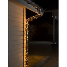 image-Micro 400-Light LED Fairy Lights Konstsmide Bulb Colour: Amber White