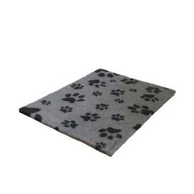 image-Miranda Mat Archie & Oscar Size: 3cm H x 76cm W x 51cm D, Colour: Grey/Charcoal