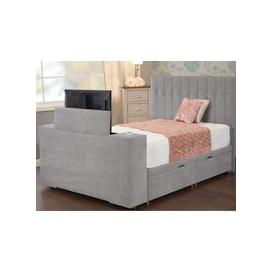 image-Sweet Dreams Image Sparkle Ottoman 6FT Superking TV Bed