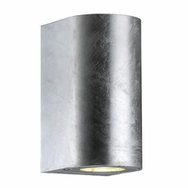 image-Canto Maxi 2 Light Outdoor Flush Mount Nordlux Finish: Galvanized