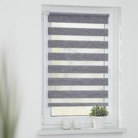 image-Sheer Roller Blind Mercury Row Size: 220 cm L x 90 cm W