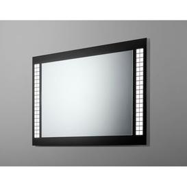 image-Stout LED Illuminated Bathroom Mirror Wade Logan