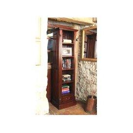 image-Baumhaus La Roque Narrow Alcove Bookcase